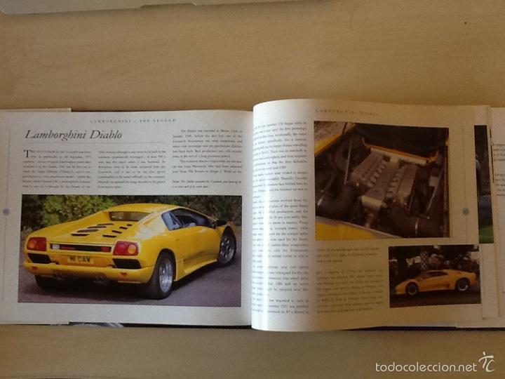 Coches y Motocicletas: Lamborghini The Legend David Hodges - Foto 2 - 59595324