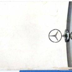 Coches y Motocicletas: MERCEDES MERCEDES BENZ CATALOGO COCHE MERCEDES BENZ 250 6 HOJAS DOBLE CARA. Lote 59756092