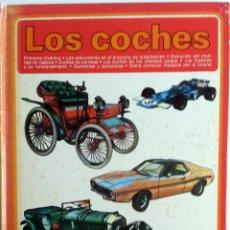 Coches y Motocicletas: LIBRO LOS COCHES - TÍTULO ORIGINAL CARS.. Lote 59856744