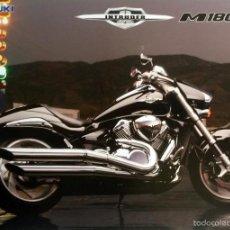 Coches y Motocicletas: CATÁLOGO DE VENTA SUZUKI INTRUDER M1800R - AÑO 2005.. Lote 60266827
