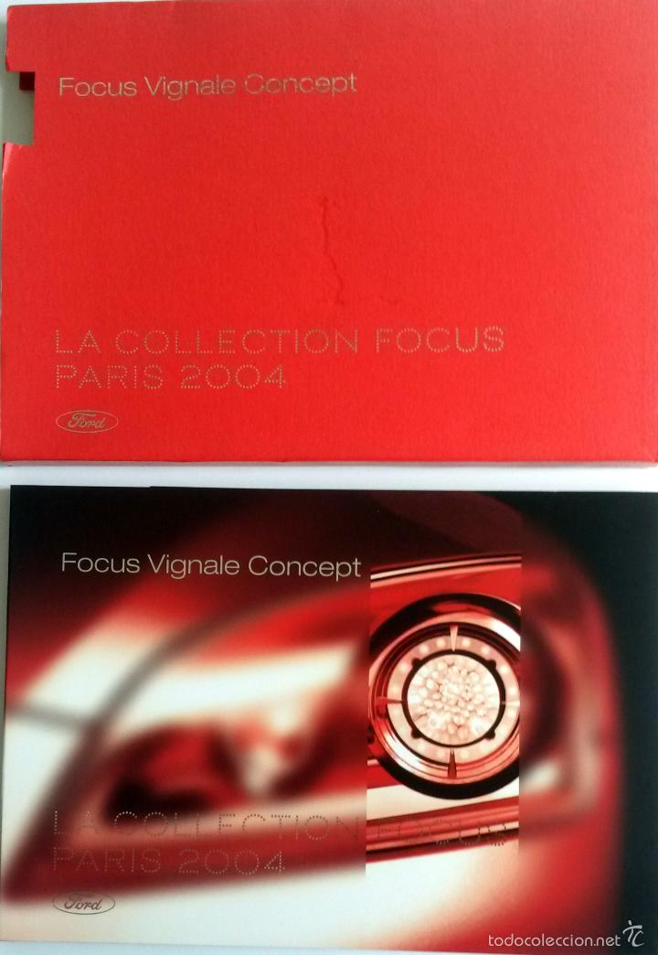 Dossier Prensa Ford Focus Vignale Concept Par Comprar Catlogos