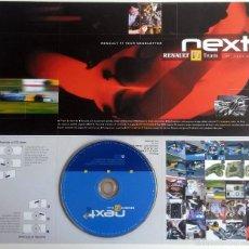 Coches y Motocicletas: NEXT RENAULT F1 TEAM - BOLETIN OFICIAL Nº 4 - JULIO 2002. TEXTO EN INGLÉS.. Lote 61270819