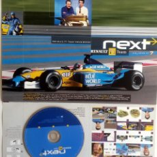 Coches y Motocicletas: NEXT RENAULT F1 TEAM - BOLETIN OFICIAL Nº 5 - AGOSTO 2002. TEXTO EN INGLÉS.. Lote 61271171