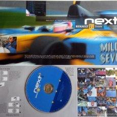 Coches y Motocicletas: NEXT RENAULT F1 TEAM - BOLETIN OFICIAL Nº 7 - MARZO 2003. TEXTO EN INGLÉS.. Lote 61271303