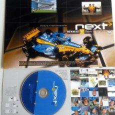 Coches y Motocicletas: NEXT RENAULT F1 TEAM - BOLETIN OFICIAL Nº 12 - MARZO 2004. TEXTO EN INGLÉS.. Lote 61272391