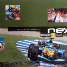 Coches y Motocicletas: NEXT RENAULT F1 TEAM - BOLETIN OFICIAL Nº 15 - SEPTIEMBRE 2004. TEXTO EN INGLÉS. (SIN CD). Lote 61272743