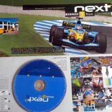 Coches y Motocicletas: NEXT RENAULT F1 TEAM - BOLETIN OFICIAL Nº 15 - SEPTIEMBRE 2004. TEXTO EN INGLÉS.. Lote 61272899