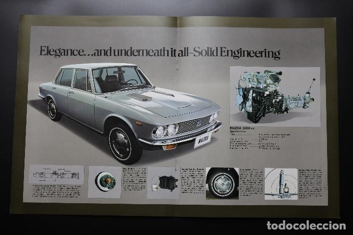 Coches y Motocicletas: Catálogo MAZDA 1800 Sedán y Estate - Foto 3 - 61570220
