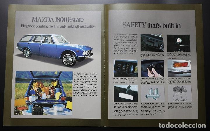 Coches y Motocicletas: Catálogo MAZDA 1800 Sedán y Estate - Foto 4 - 61570220