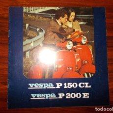 Coches y Motocicletas: CATÁLOGO VESPA . Lote 62072256