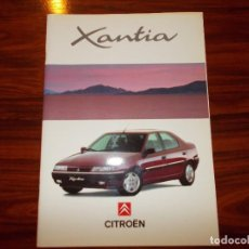 Coches y Motocicletas: CATÁLOGO CITROEN XANTIA. Lote 62073208