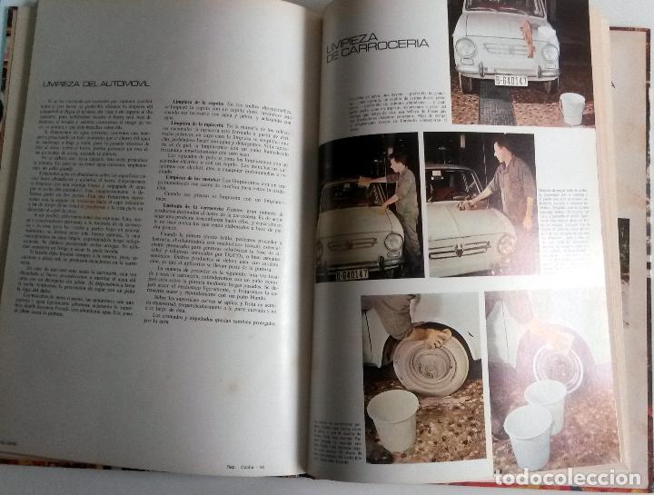 Coches y Motocicletas: LIBRO MOTOR AMIGO. - AÑO 1970. - Foto 2 - 62081312
