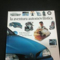 Coches y Motocicletas: LA AVENTURA AUTOMOVILÍSTICA . Lote 62152322