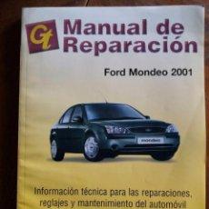 Coches y Motocicletas: MANUAL DE REPARACIÓN FORD MONDEO 2001. Lote 62259868
