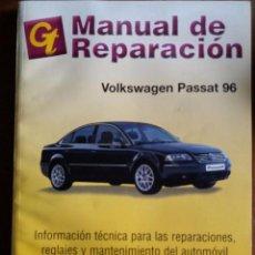 Coches y Motocicletas: MANUAL DE REPARACIÓN VOLKSWAGEN PASSAT 96. Lote 62260376