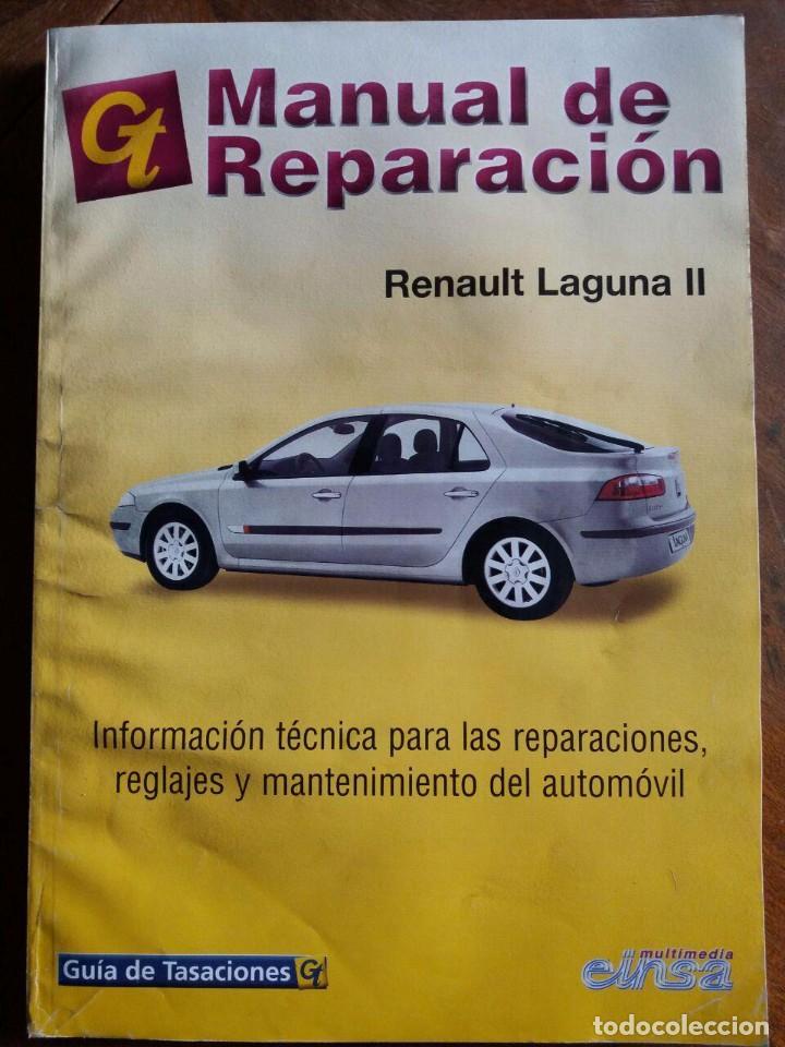 manual de reparaci n renault laguna ii comprar cat logos rh todocoleccion net manual taller renault laguna 2.2dt manual de taller renault laguna 2006