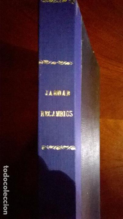 Coches y Motocicletas: Libro .Catalogo.Coche Jaguar,508 pg.Medida 22x32 cm.Editado en ingles - Foto 2 - 62383388