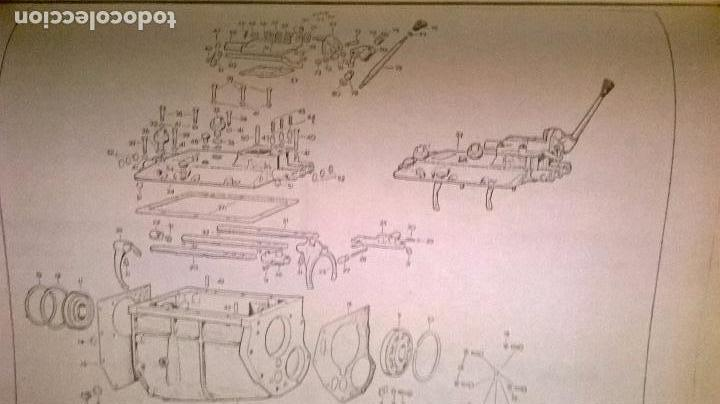 Coches y Motocicletas: Libro .Catalogo.Coche Jaguar,508 pg.Medida 22x32 cm.Editado en ingles - Foto 4 - 62383388