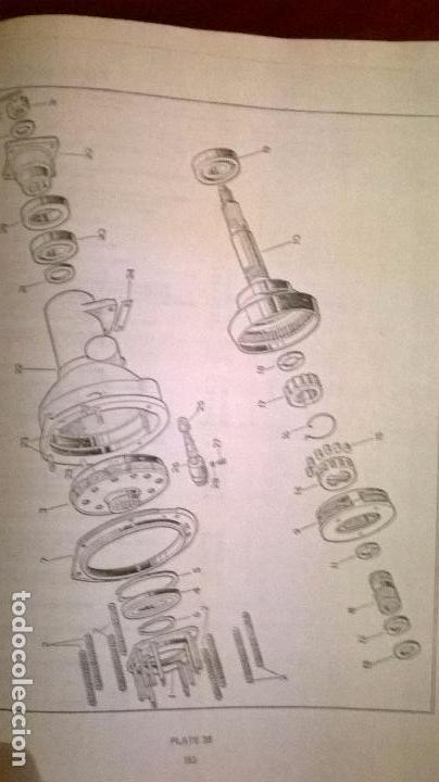 Coches y Motocicletas: Libro .Catalogo.Coche Jaguar,508 pg.Medida 22x32 cm.Editado en ingles - Foto 6 - 62383388