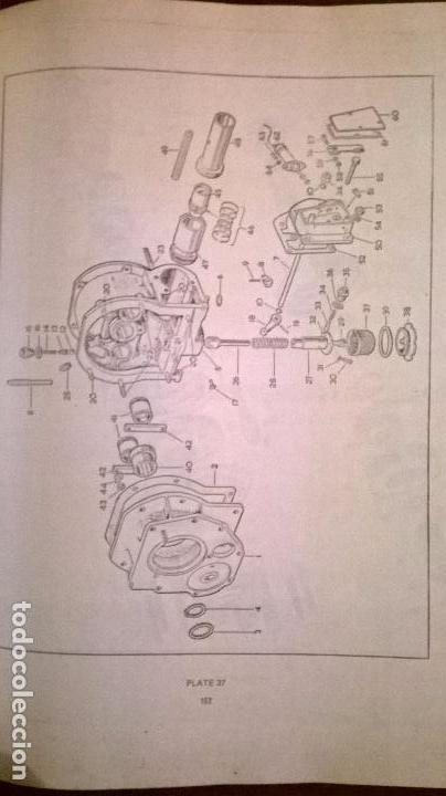 Coches y Motocicletas: Libro .Catalogo.Coche Jaguar,508 pg.Medida 22x32 cm.Editado en ingles - Foto 7 - 62383388