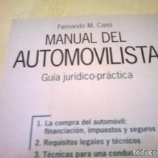 Coches y Motocicletas - ManUAL del automovilista - 63005596