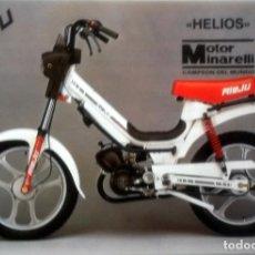 Coches y Motocicletas: CATÁLOGO ORIGINAL RIEJU HELIOS.. Lote 63565988