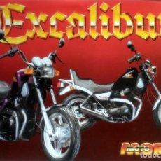 Coches y Motocicletas: CATÁLOGO ORIGINAL MOTO MORINI EXCALIBUR.. Lote 63567048