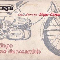 Coches y Motocicletas: DERBI ANTORCHA SUPER CAMPEONA 49CC. Lote 64416259