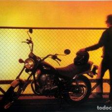 Coches y Motocicletas: CATÁLOGO ORIGINAL YAMAHA XT 350.. Lote 64474271
