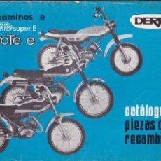 Coches y Motocicletas: DERBI 49 CC. CORRECAMINOS, COYOTE E Y COYOTE SUPER E. Lote 64499863