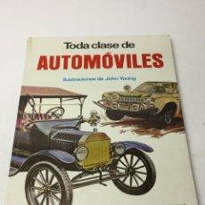 Coches y Motocicletas: TODA CLASE DE AUTOMÓVILES. Lote 66274273