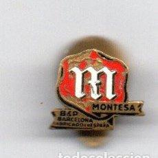 Coches y Motocicletas: INSIGNIA MONTESA B&P BARCELONA FABRICADA EN ESPAÑA,GIGAR BARCELONA. Lote 67874549