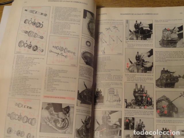 Coches y Motocicletas: MANUAL DE REPARACION FIAT PUNTO GUIA DE TASACIONES EDICION 1999 - Foto 4 - 68405377
