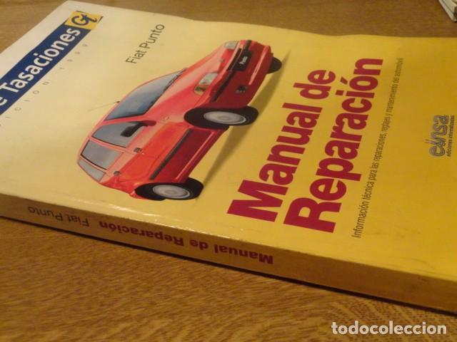 Coches y Motocicletas: MANUAL DE REPARACION FIAT PUNTO GUIA DE TASACIONES EDICION 1999 - Foto 7 - 68405377
