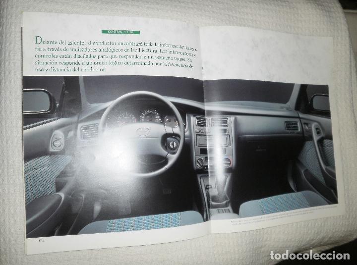 Coches y Motocicletas: Folleto/Catálogo de coches. Toyota Carina E. Años 90, 15 pags - Foto 2 - 68422957