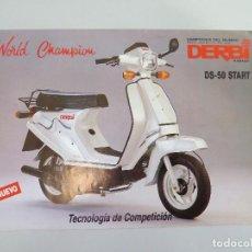 Catalogo folleto derbi gt 4v original 1976 comprar for Catalogo derbi