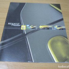 Coches y Motocicletas: CATALOGO FOLLETO RENAULT MASTER. Lote 68540309