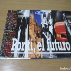 Coches y Motocicletas: CATALOGO FOLLETO GAMA FORD. Lote 68541377