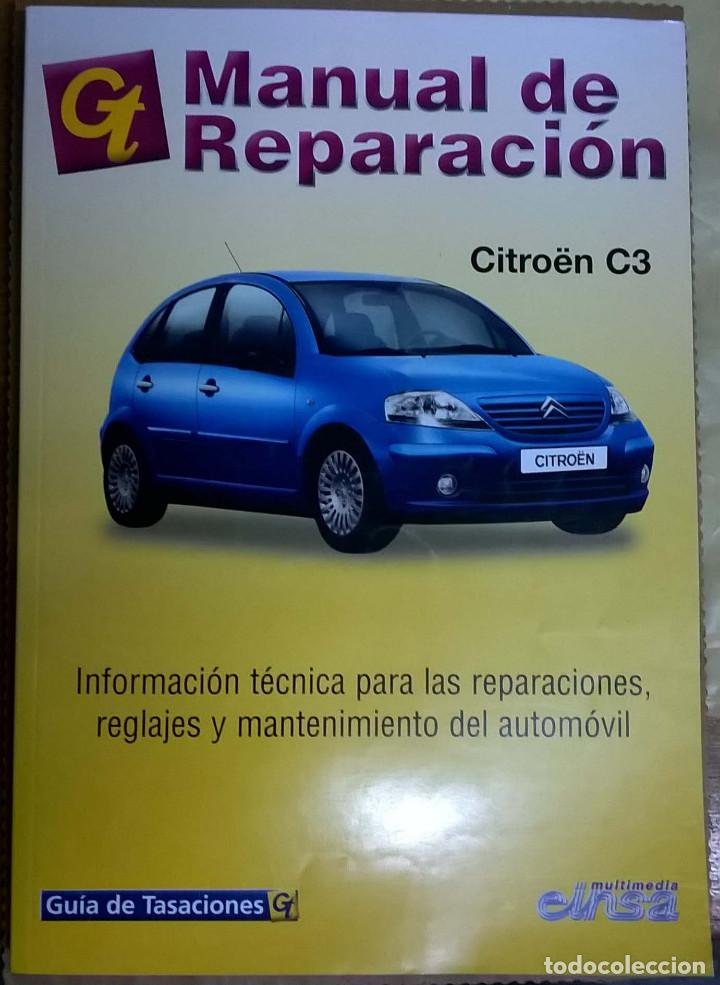 manual de reparaci n citroen c3 comprar cat logos publicidad y rh todocoleccion net manual citroen c4 picasso 2008 francais manual do citroen c3 2008