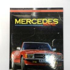 Coches y Motocicletas: MERCEDES BENZ, LIVRE DE FABIEN SABATES 1989 MECANICA AUTOMOVIL . Lote 69441069