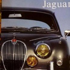 Coches y Motocicletas: CARPETA AUTOMÓVIL JAGUAR SEIS FOTOS GIGANTES.. Lote 69526901