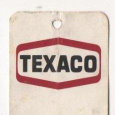 Coches y Motocicletas: (ALB-TC-5) ANTIGUA ETIQUETA CAMBIO ACEITE FILTROS 1982. Lote 70561161