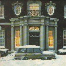 Coches y Motocicletas: RANGE ROVER: ANUNCIO PUBLICIDAD 1987. Lote 70590817