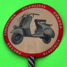 Coches y Motocicletas: ANTIGUA PUBLICIDAD SEA USTED VESPITA - PRINCIPIOS AÑOS 50 - VESPA. Lote 72172523