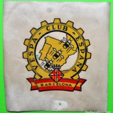 Coches y Motocicletas: PUBLICIDAD DE VESPA CLUB ESPAÑA (BARCELONA). Lote 129541471