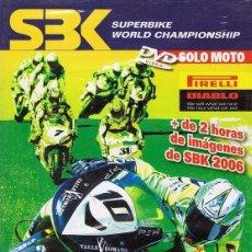 Coches y Motocicletas: DVD SOLO MOTO KAWASAKI (PRECINTADO). Lote 72218159