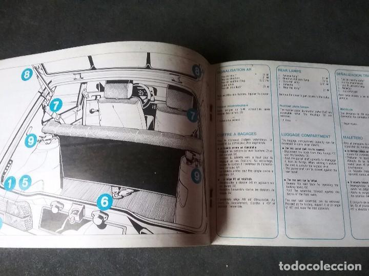 Coches y Motocicletas: Talbot Samba , manual original. - Foto 4 - 73540111