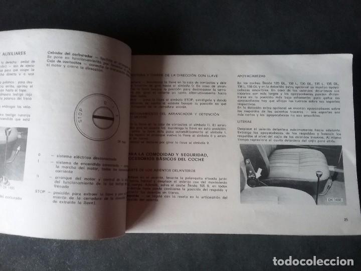 Coches y Motocicletas: Skoda , manual original - Foto 7 - 73544499