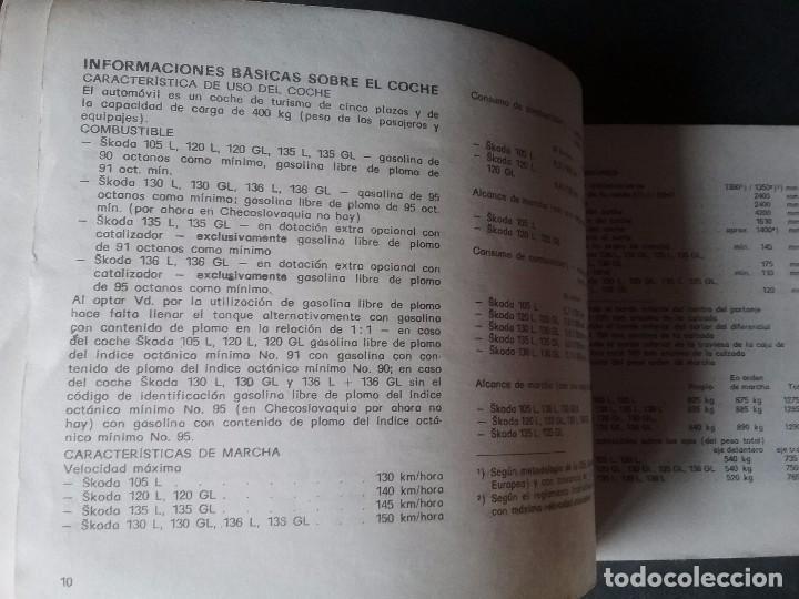 Coches y Motocicletas: Skoda , manual original - Foto 10 - 73544499