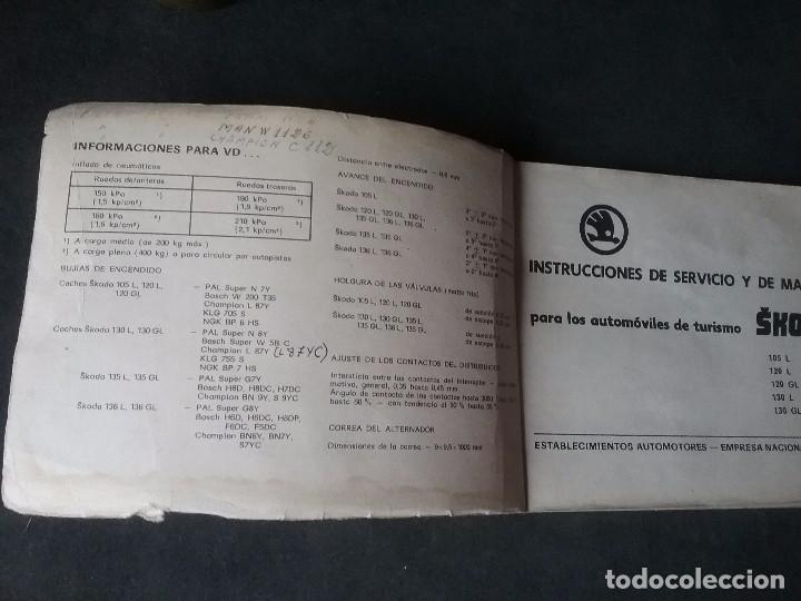 Coches y Motocicletas: Skoda , manual original - Foto 11 - 73544499